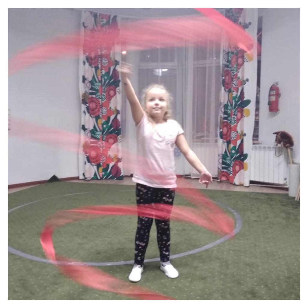Художественная гимнастика 1