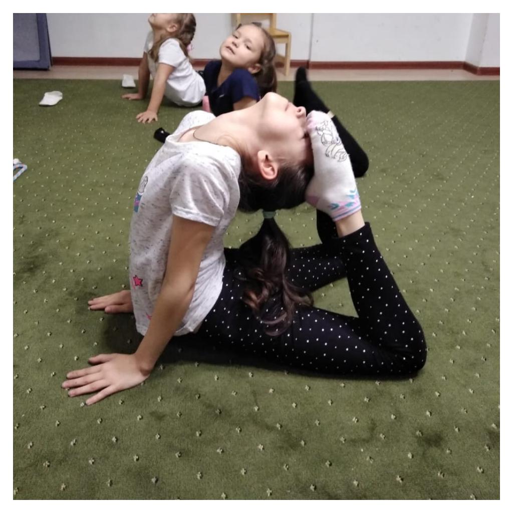 Художественная гимнастика 2