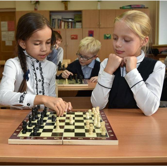 Шахматы 3