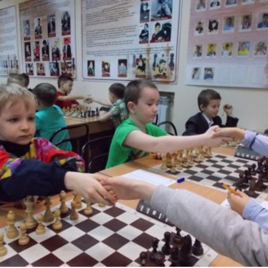 Шахматы 4