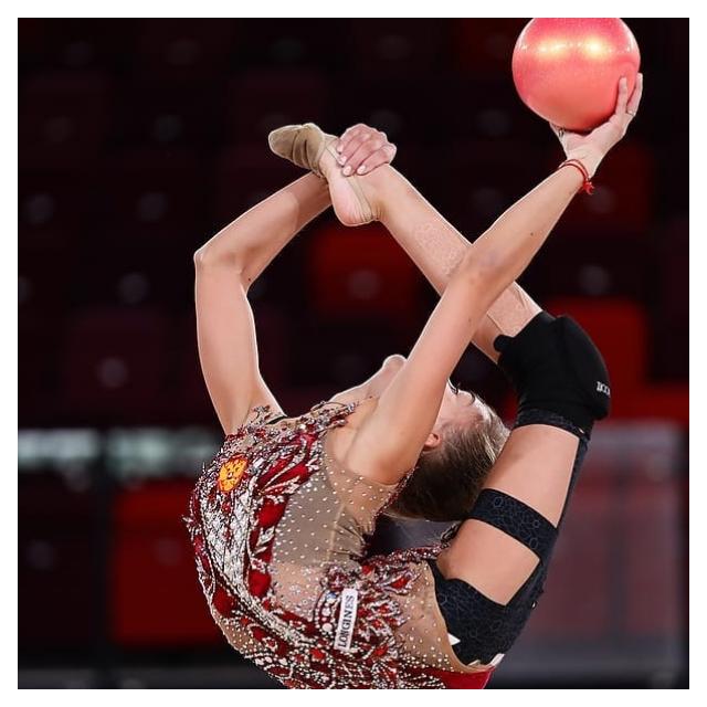 Художественная гимнастика 4